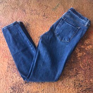 {Loft} Legging Skinny Jeans. Size 4/27.